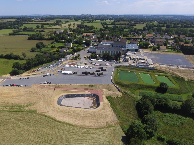 usine SAP TPBoutté Saint-André de l'Epine